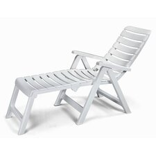 Cleopatra 2 in 1 Folding Sun Lounger