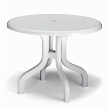 Ribalto Round Plastic Dining Table