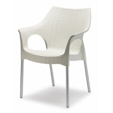 Olimpia Stackable Arm Chair