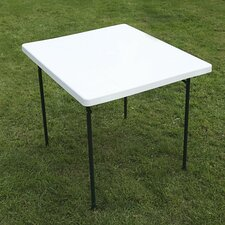 House Square Plastic Dining Table