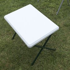 House Rectangular Plastic Dining Table
