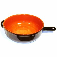 Terracotta 6 Quart Deep Skillet / Sauce Pan