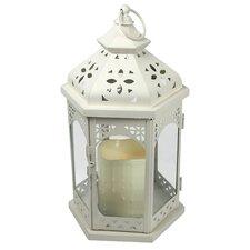 Flameless Metal Lantern