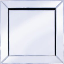 Classic Mitre Edge Square Mirror