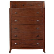 Classic Chic 6 Drawer Chest