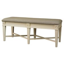 Water's Edge Upholstered Bench