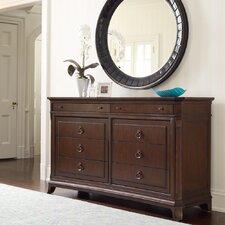 Modern Heritage 8 Drawer Dresser