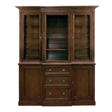 Meadowbrook Manor Complete China Cabinet