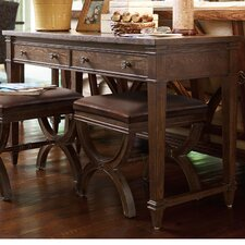 <strong>HGTV Home</strong> Woodlands Console Table
