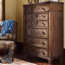Woodlands 6 Drawer Chest
