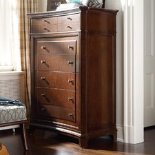 <strong>HGTV Home</strong> Modern Heritage 6 Drawer Chest