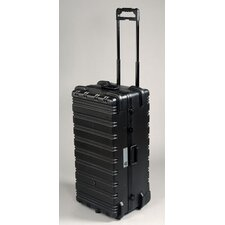 """Military-Ready"" XL Jumbo 3-Pallet Tool Case (with built-in cart)"