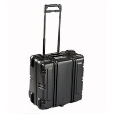 """Military-Ready"" Square Tool Case (with built-in cart)"