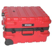 Chicago Case Premium Military Tool Case with Hinged Pallet Set