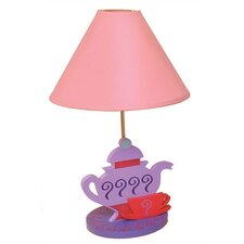 <strong>Room Magic</strong> Little Girl Tea Set Table Lamp