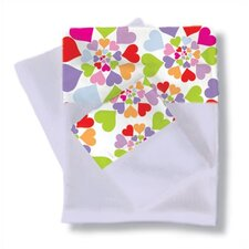 Heart Throb Sheets / Pillowcase Set