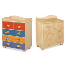 <strong>Room Magic</strong> Like Trucks 5-Drawer Chest