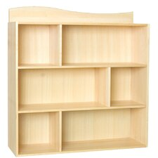 "Natural 51"" Bookcase"