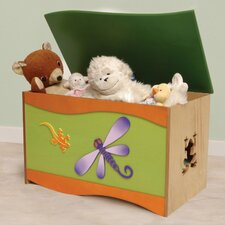 <strong>Room Magic</strong> Little Lizards Toy Box