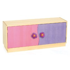 Magic Garden 2-Door Storage Unit