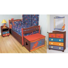 Star Rocket Twin Slat Bedroom Collection