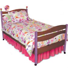 Magic Garden Twin Bed