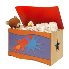 <strong>Room Magic</strong> Star Rocket Toy Box
