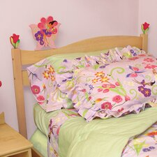 Magic Garden Twin Panel Headboard