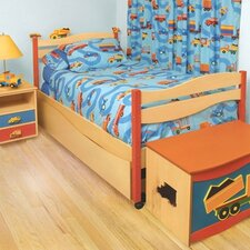 Boys Like Trucks Panel Bedroom Collection