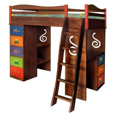 Little Lizard Loft Bunk Bed