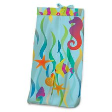 Tropical Seas Diaper Stacker