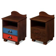 <strong>Room Magic</strong> Pirate Pals Nightstand