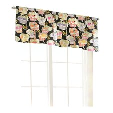 "Day of the Diva 44"" Curtain Valance"