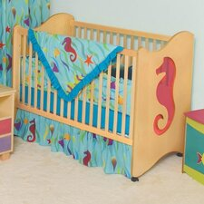 Tropical Seas 2-in-1 Convertible Crib Set