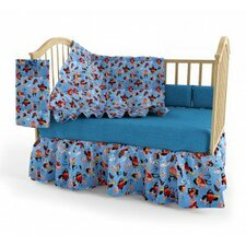 <strong>Room Magic</strong> Pirate Pals 4 Piece Crib Bedding Set
