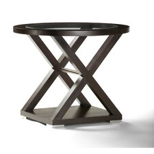 <strong>Allan Copley Designs</strong> Halifax End Table