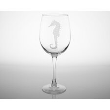 Seahorse AP Large Wine (Set of 4)