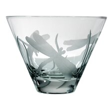 Dragonfly Martini Tumbler (Set of 4)