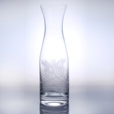 <strong>Rolf Glass</strong> Peacock 34 Oz Carafe Glass
