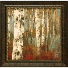 Along the Path II Framed Painting Print