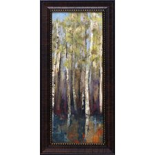 <strong>Artistic Reflections</strong> Forest Whisper II Wall Art