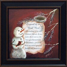 <strong>Artistic Reflections</strong> Legend of the Bird Nest Framed Art