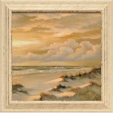 <strong>Artistic Reflections</strong> Golden Skies III Framed Art