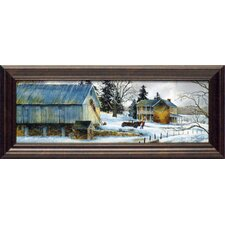 <strong>Artistic Reflections</strong> Ready for the Holidays Framed Art