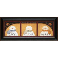 <strong>Artistic Reflections</strong> Three Wishes Framed Art