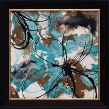 <strong>Artistic Reflections</strong> Free Flow II Framed Art
