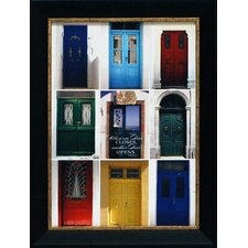 When One Door Closes Framed Photographic Print