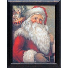 Santa Framed Art