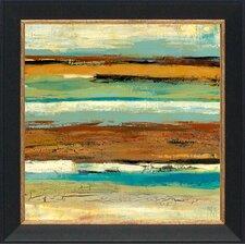 Terra Firma II Framed Painting Print
