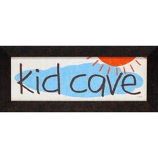<strong>Artistic Reflections</strong> Kid Cave Framed Art
